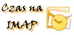 czas na imap, ms office outlook