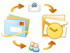 Migracja z Windows Mail do Office Outlook 2007